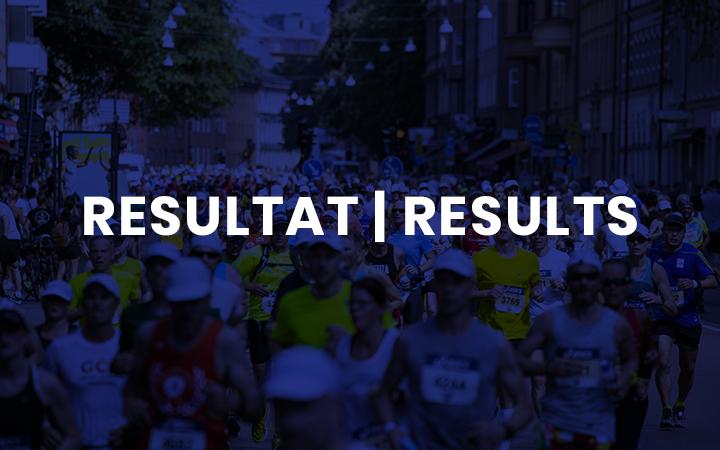 Stevenson spur Low  RESULTAT | RESULTS